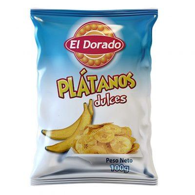 Platanitos Dulces El Dorado