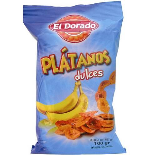 Platanito dulce El Dorado