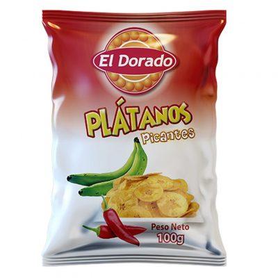 Platanitos Picantes El Dorado