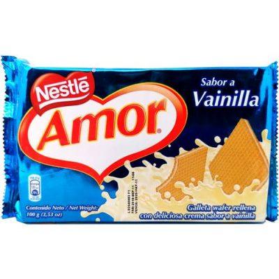 Galletas Amor Vainilla Nestle