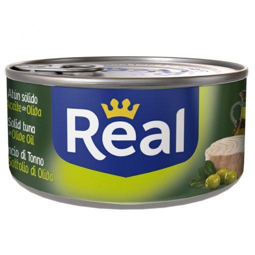 Real Atún Aceite Oliva 160 g