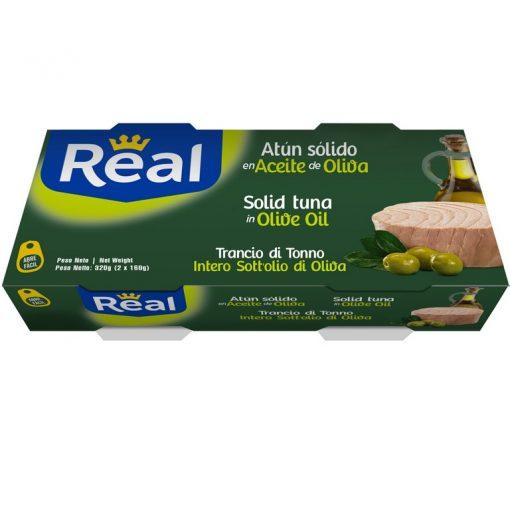 Real Atun en Aceite de Oliva