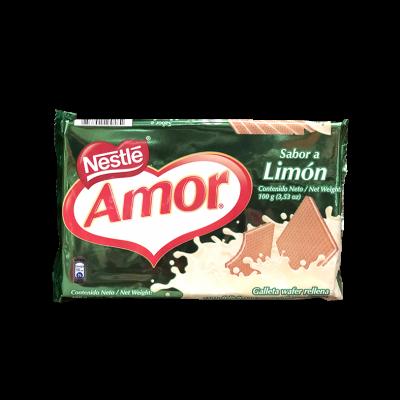 Galleta Limon Amor