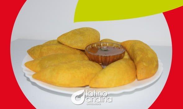 Empanadas colombianas de carne