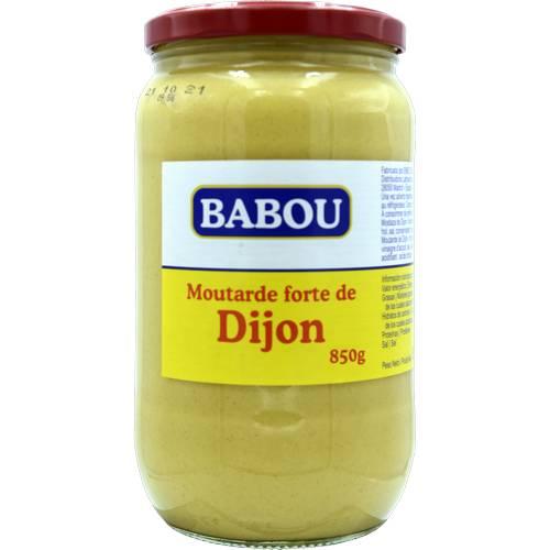 Babou Mostaza fuerte Dijon