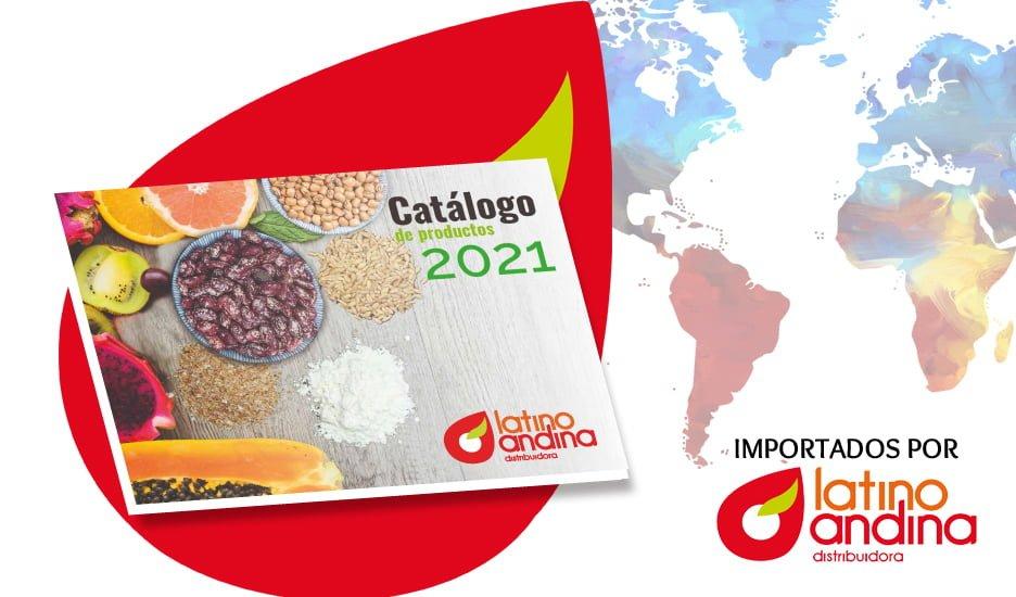 Conoce los nuevos productos latinos de nuestro catálogo