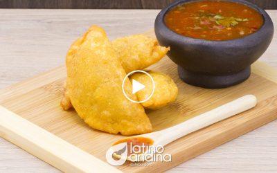 Aprende a hacer empanadas colombianas de pollo