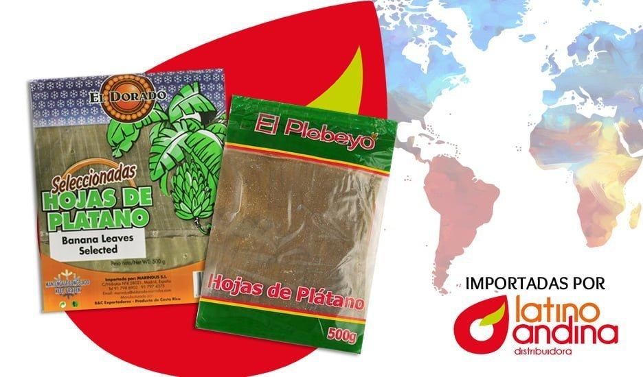 La Navidad latina viene envuelta en hojas de plátano
