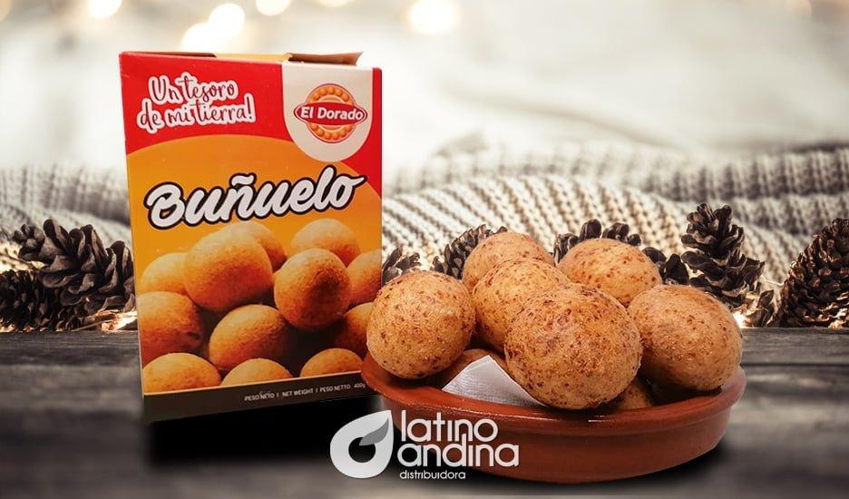 Un regalo de Navidad para tu paladar: buñuelos colombianos