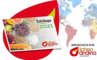 Nuevo catálogo de productos africanos