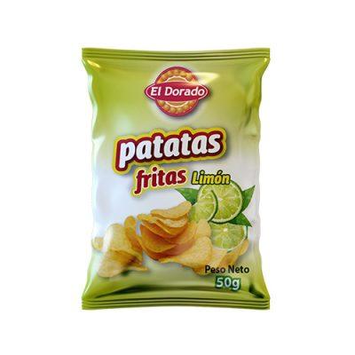 Patatas con Limón El Dorado