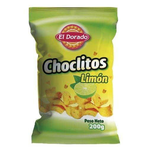 Choclitos con Limón El Dorado