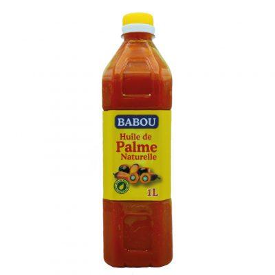 Aceite de Palma Natural Babou