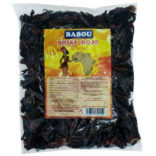 Bissap Rojo Senegal Babou